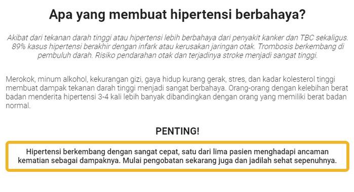 Cardiovax Indonesia harga, cara pakai, kesaksian - obat..